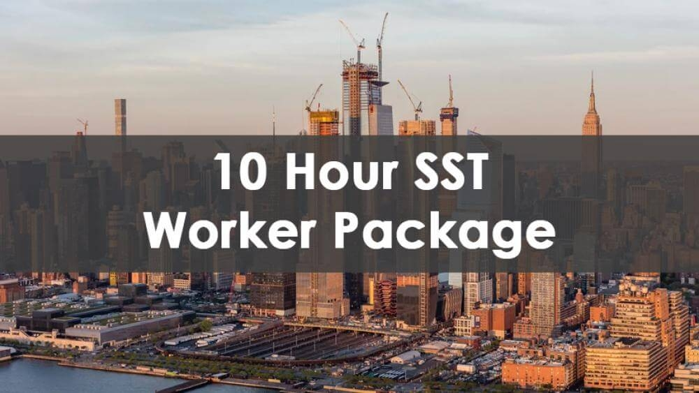 10 Hour SST DOB Approved Training Course, In-Person