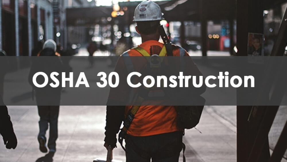 OSHA 30 Training Course